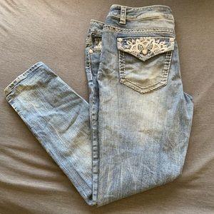 Paisley Sky jeans